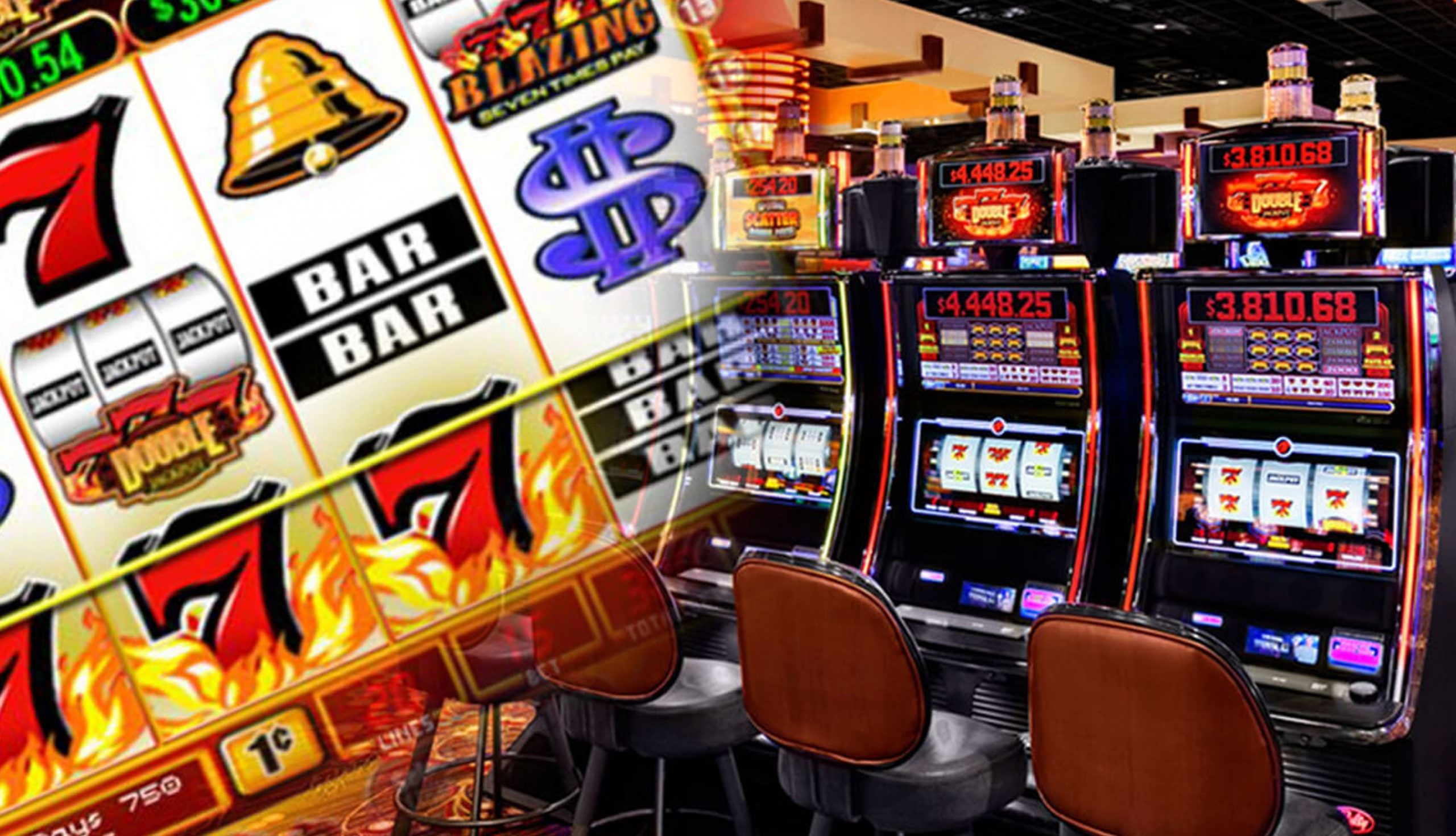 Video Slots - Guide to Video Slot Machines